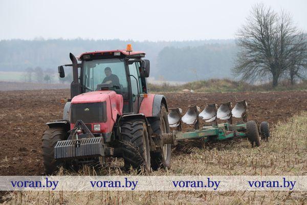 В Вороновском районе близятся к завершению сельскохозяйственные уборочные работы