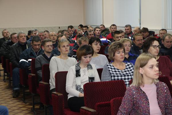 В Вороновском районе прошел Единый день информирования (Дополнено)