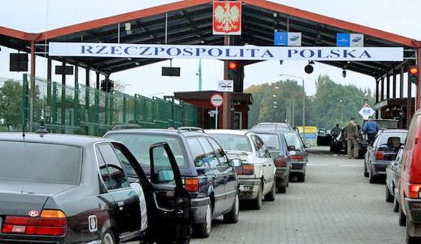 Польша ввела временный контроль на внутренних границах ЕС