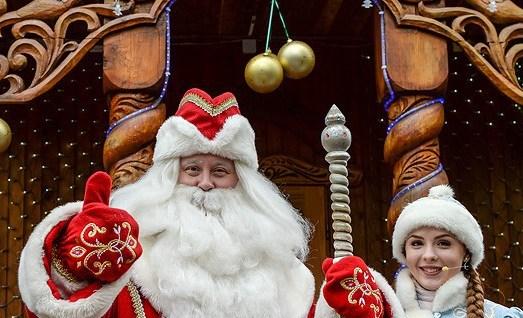 Белорусский Дед Мороз возглавил топ-10 Дедов Морозов стран СНГ