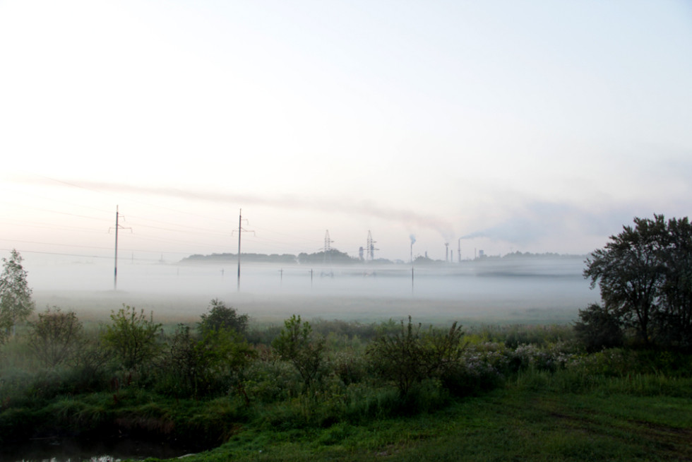 Оранжевый уровень опасности из-за тумана объявлен по юго-западу Беларуси 25 ноября
