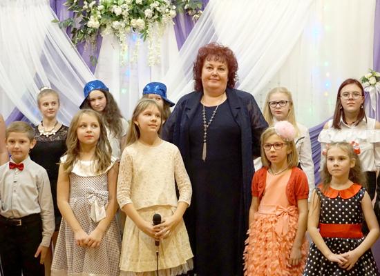 На Вороновщине живем, поем, мечтаем…