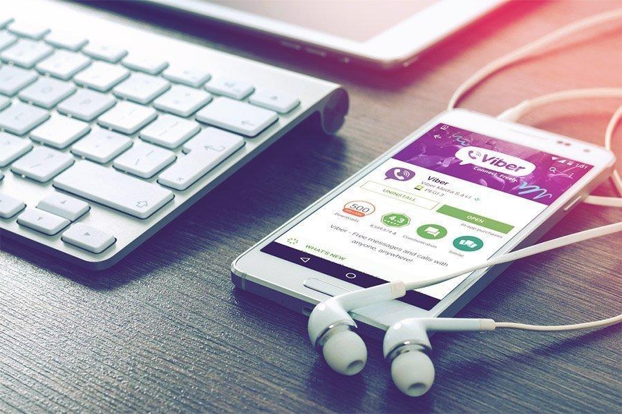 Viber создал групповой чат для миллиарда пользователей