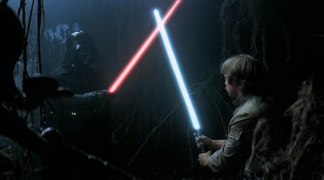 Walt Disney запатентовала световой меч