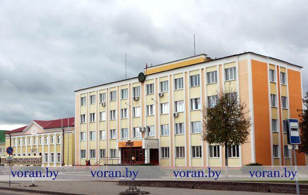 Председатель Вороновского райисполкома выступит с отчетом