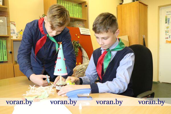 Сегодня на Вороновщине проходит День волонтера