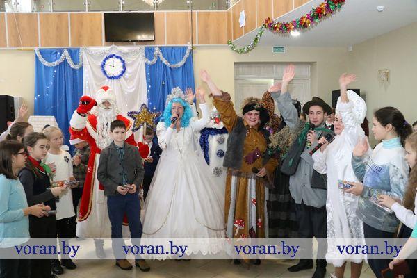 Акция «Наши дети» стартовала на Вороновщине (Видео)