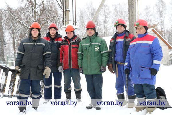 Мощная энергия  Вороновских сетей