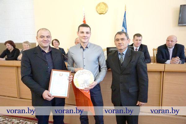 Вороновское районное объединение профсоюзов пополнило ряды