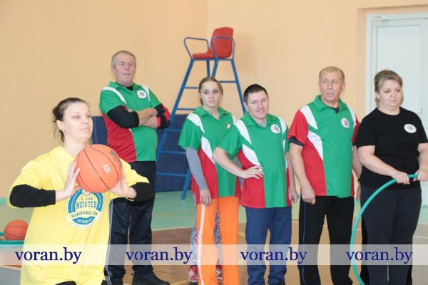 Спорт — здоровье, спорт — игра! (Фото)