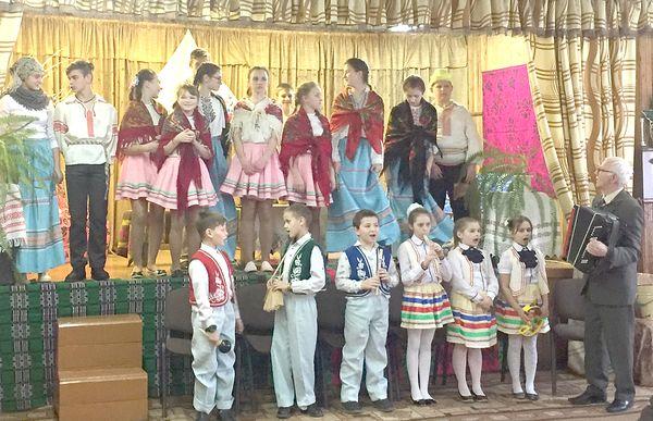 Беларускія «Вячоркі» прайшлі ў вёсцы Курчоўцы Воранаўскага раёна