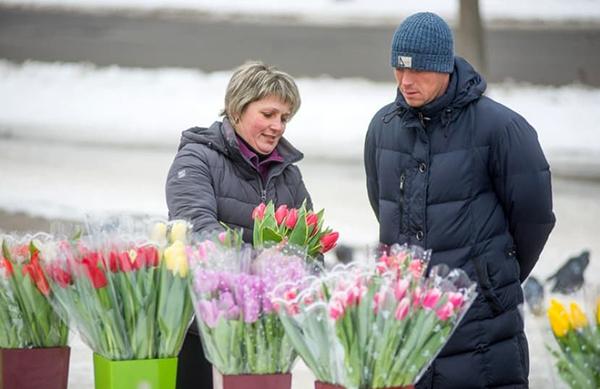 Хотите торговать цветами?  Не забудьте уплатить налог