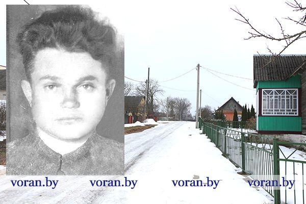 Дарогамі Генрыха Юшкевіча