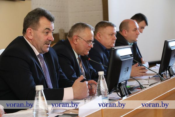 В Вороново обсудили пути развития агропромышленного комплекса района в текущем году