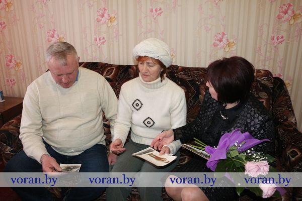 Накануне Дня памяти воинов-интернационалистов Вороновская районная организация Белорусский союз женщин инициировала акцию «В сердце вечно живой»
