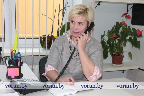 Сегодня член Совета Республики Романия Скоморошко находится с рабочим визитом на Вороновщине