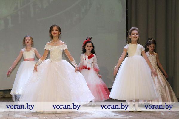 В Вороново выбрали «Маленькую леди» (Фото, +Видео)