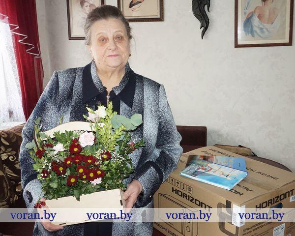 Хорошая традиция — благодарить за труд сельских женщин