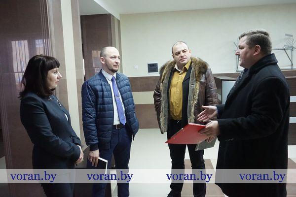 Расширенное заседание Совета по развитию предпринимательства прошло в Вороновском райисполкоме