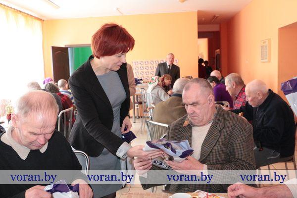 Юбилейную дату частное предприятие «Веранова» отмечает социальными проектами