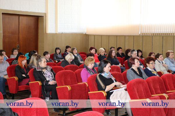 Единый день информирования прошел сегодня в трудовых коллективах Вороновщины (будет дополнено)