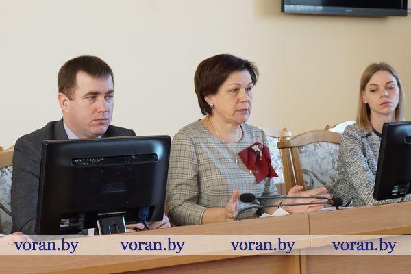 В Вороновском райисполкоме рассмотрели демографическую ситуацию в районе