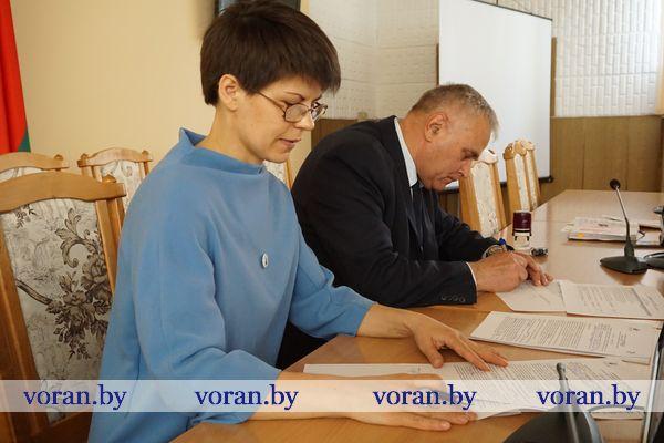 В Год малой родины Вороновщина присоединилась к Соглашению мэров по климату и энергии