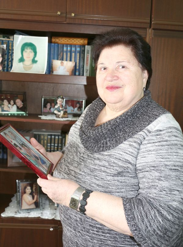 Общий трудовой стаж медиков в семье Лобач из Вороново перевалил за сотню