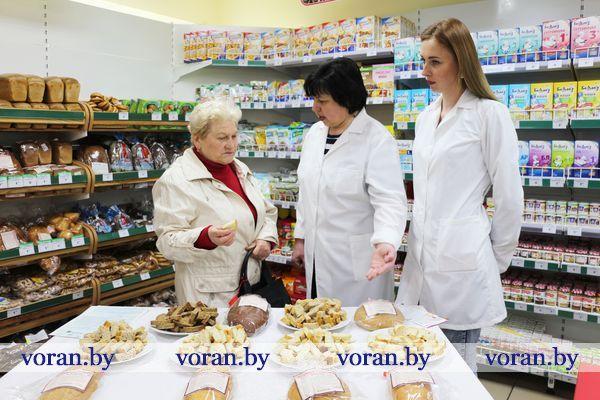 Вороновская хлебопекарня выпустила новые виды диетических хлебобулочных изделий