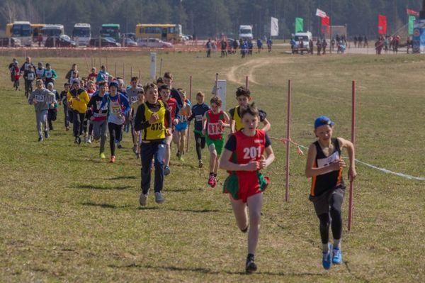 Вороновские бегуны — лучшие в области
