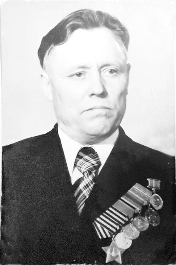 Мосалов Виктор Михайлович