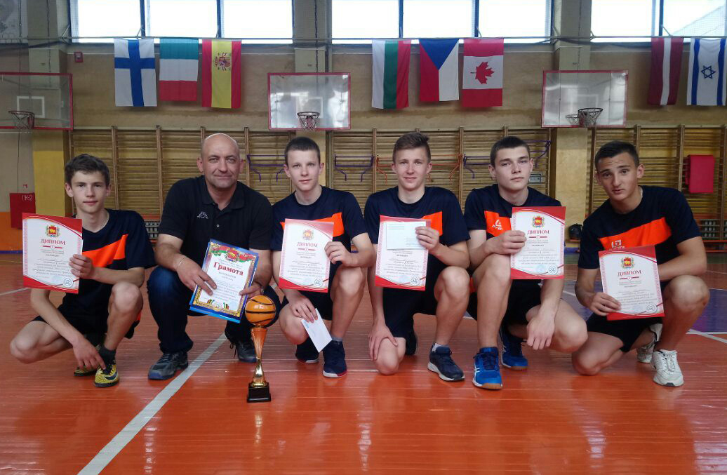 Вороновские баскетболисты представят Гродненскую область на республике
