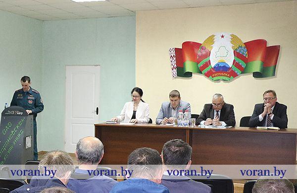 Единый день информирования прошёл в  ОАО «Вороновская сельхозтехника» (будет дополнено)