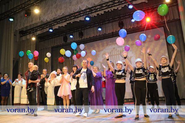 В Вороново вручили «Золотую лиру-2019» (Фото)