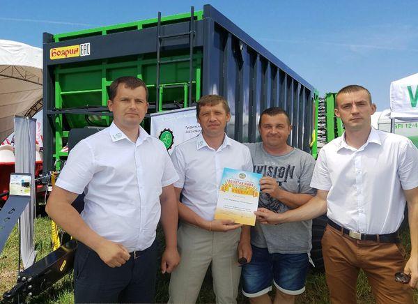 Вороновского «Боярина» презентовали в Краснодарском крае