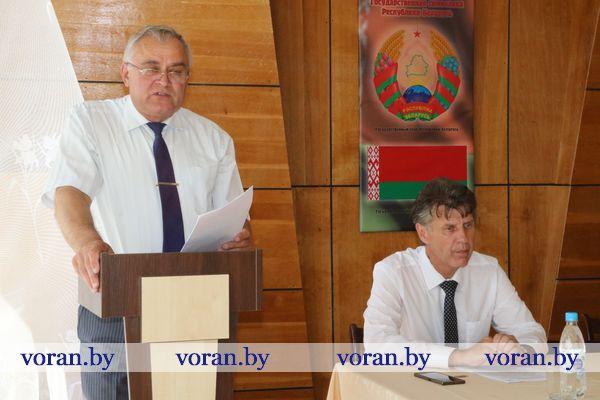 В четверг 20 июня в  организациях и предприятиях  Вороновщины  прошёл единый день информирования (будет дополнено)