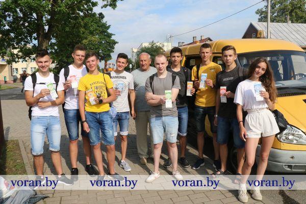 Третий сектор, третий ряд. Первое селфи. Болельщики из Вороновского района отправились на II Европейские игры (Дополнено)