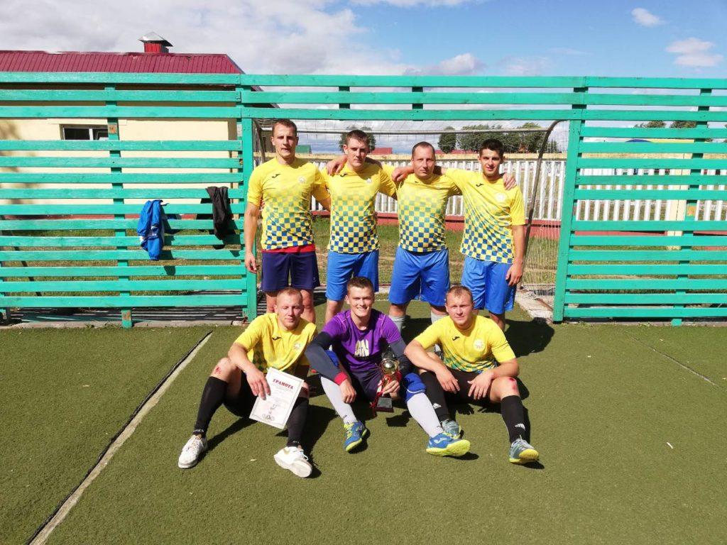Вороновские спасатели выиграли кубок по мини-футболу