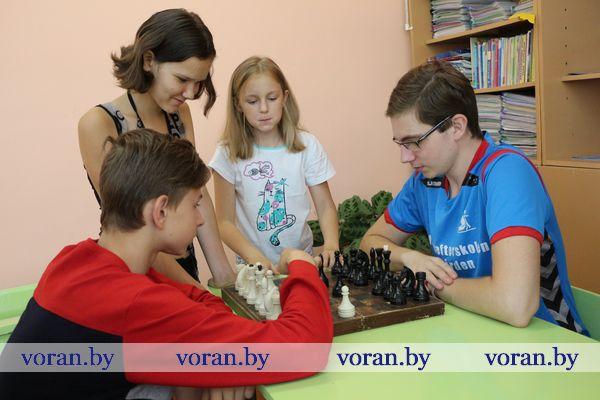 На девять дней Бастунский учебно-педагогический комплекс превратился в место отдыха  для двадцати ребят
