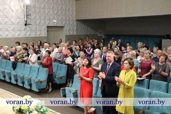 Потребительской кооперации Вороновщины — 75 лет