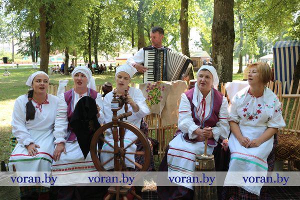 Как это было… Вороновчане вспомнили основные вехи истории Беларуси