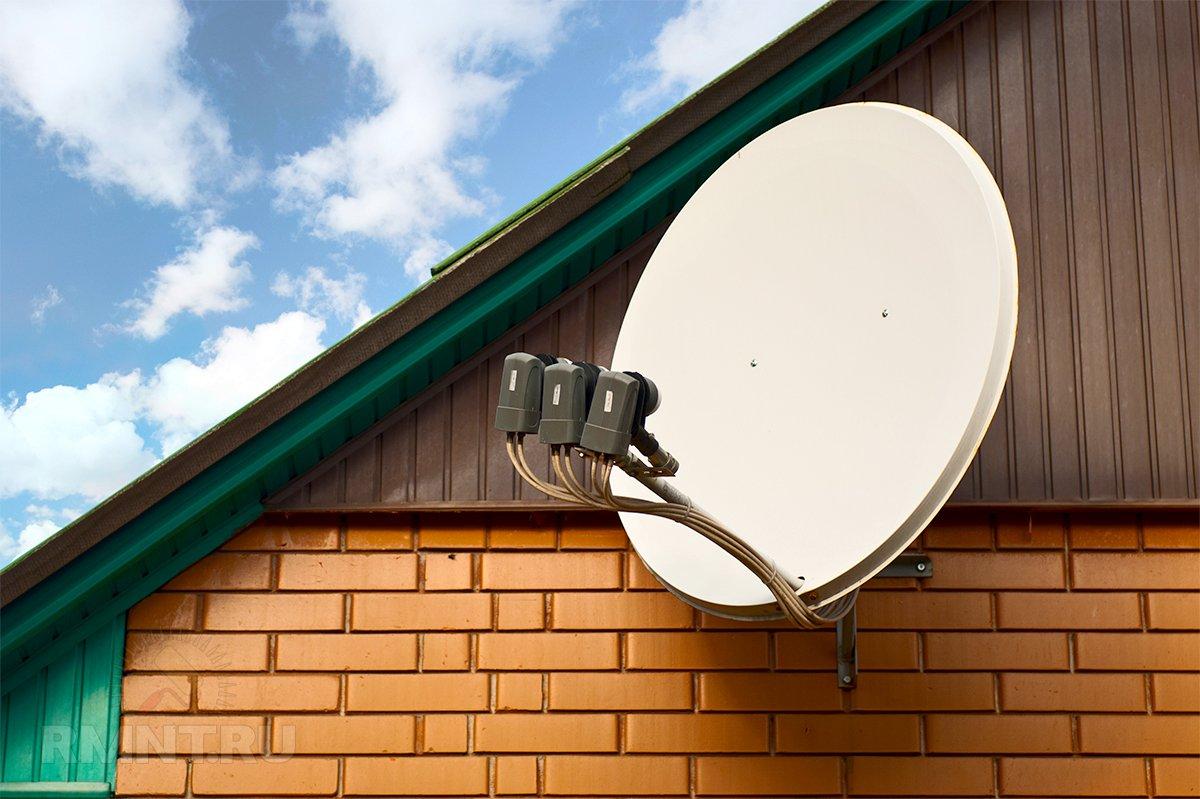 ТОП 5 вопросов и ответов о спутниковом телевидении