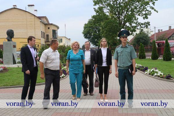 Мониторинг готовности учреждений образования проходит сегодня на Вороновщине (Фото)