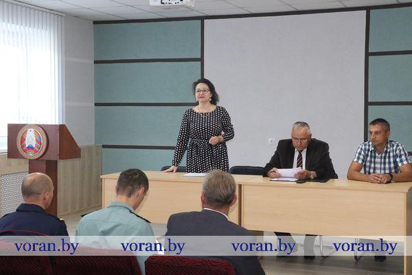 Единый день информирования. О чем представители органов власти беседовали с энергетиками Вороновщины? (Дополнено)