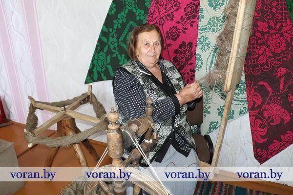 Галіна Мацкевіч з Курчоўцаў — сапраўдная някрасаўская жанчына