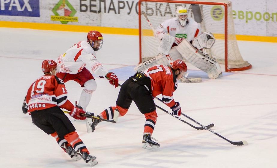 Первые матчи Кубка Беларуси по хоккею состоятся в семи городах