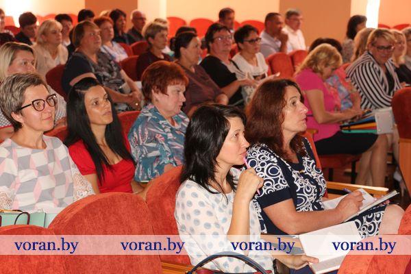 Подготовка к новому учебному году на Вороновщине финишировала