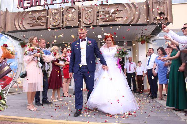 В моде — регистрация брака накануне свадьбы