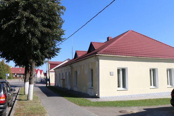 Здание санстанции в 70-е годы (2)