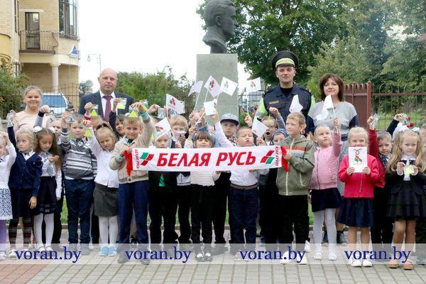 Единый день безопасности пешеходов на дорогах Вороновщины